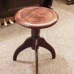 Otočná židle k pianu