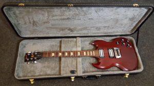 el. kytara Gibson 30 000kč