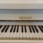 Pianino Petrof 54 500 kč